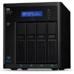 Western Digital My Cloud Pro Series PR4100 32TB NAS Desktop Ethernet LAN Black N3710