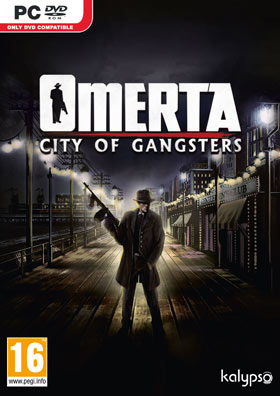 Nexway Omerta - City of Gangsters vídeo juego PC Básico Español