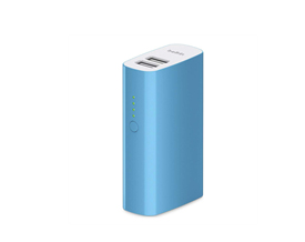 Belkin Portable Battery Power Pack 4000 with MicroUSB Cable Blue