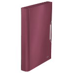 Leitz 39570028 folder Polypropylene (PP) Red A4