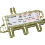 C2G 3-Way High-Frequency Splitter