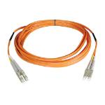 """Tripp Lite N520-100M fiber optic cable 3937"""" (100 m) LC Orange"""