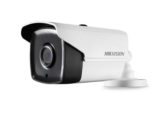 Hikvision Digital Technology DS-2CE16F1T-IT5 CCTV security camera Outdoor Bullet Black, White