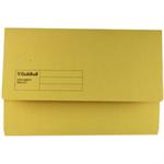 Guildhall GDW1-YLW folder 355 x 225 Yellow