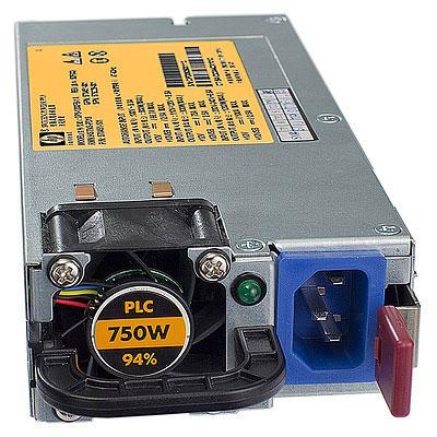 HP 750W Common Slot Platinum Power Supply Kit