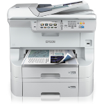 Epson WorkForce Pro WF-8590 DTWF 4800 x 1200DPI Inkjet A3+ 34ppm Wi-Fi Black multifunctional