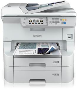 Epson WorkForce Pro WF-8590 DTWF