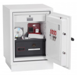 Phoenix Safe Co. DS2503F safe White