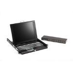 "Black Box ServTray rack console 43.2 cm (17"") 1280 x 1024 pixels 1U"