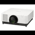 Sony VPL-FHZ120 videoproyector 12000 lúmenes ANSI 3LCD WUXGA (1920x1200) Proyector instalado en el techo Negro, Blanco