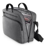 "Belkin Classic Pro 39.6 cm (15.6"") Messenger case Black, Grey"
