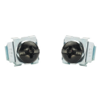 Panduit M6 Screw With Cage Nut