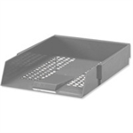 White Box CONTRACT LETTER TRAY GREY