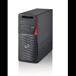 Fujitsu CELSIUS M740 3.6GHz E5-1650V4 Desktop Black Workstation