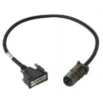 Zebra 25-159553-01 power cable Black 0.6 m