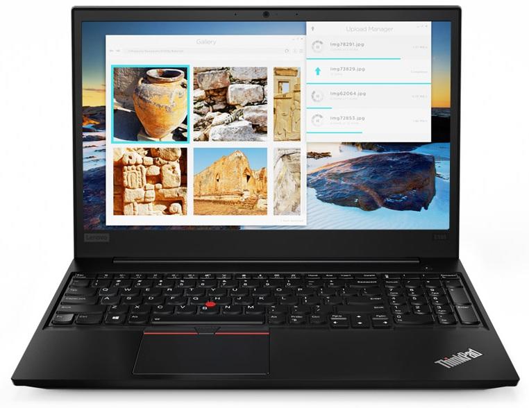 Lenovo ThinkPad E585 Black Notebook 39.6 cm (15.6