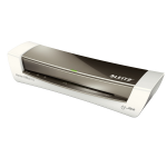 Leitz iLAM Laminator Home Office A4 Hot laminator 310mm/min Grey, White