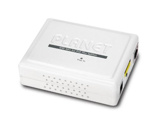 PLANET POE-161S network splitter White Power over Ethernet (PoE)