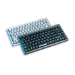 Cherry Compact keyboard, Combo (USB + PS/2), GB, light grey