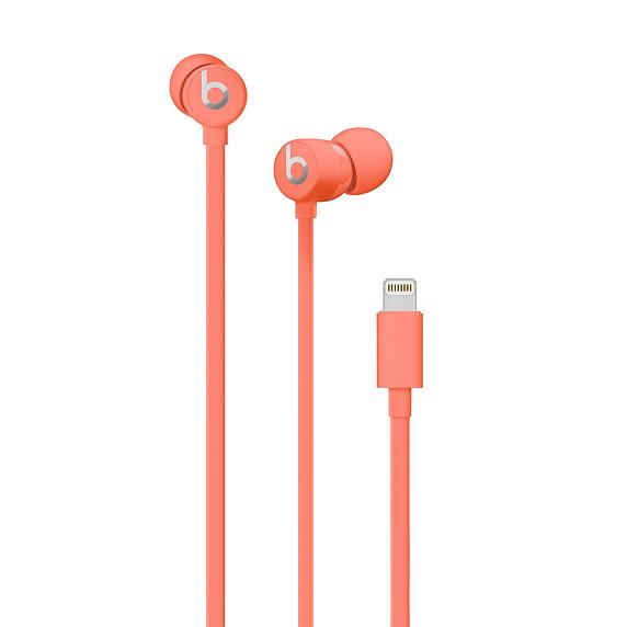 Apple urBeats3 Auriculares Dentro de oído Coral