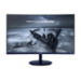 "Samsung C27H580FDU LED display 68,6 cm (27"") Full HD Gebogen Mat Zwart, Blauw"