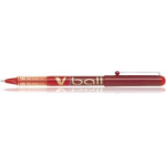 Pilot V-Ball 07 Red 1 pc(s)