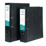 Q-CONNECT KF20002 folder Foolscap Black
