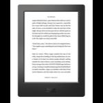 """Kobo Aura H2O 6.8"""" Touchscreen 4GB Wi-Fi Black e-book reader"""