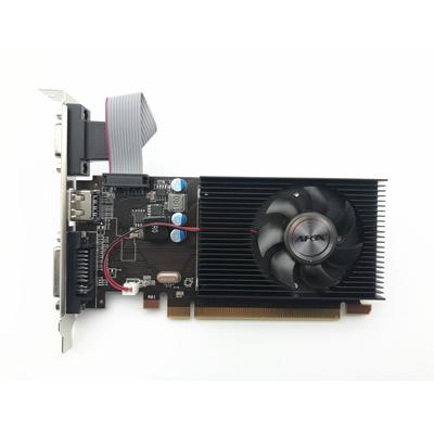 AFOX Radeon R5 230 2GB DDR3 Single Fan Low Profile Graphics Card