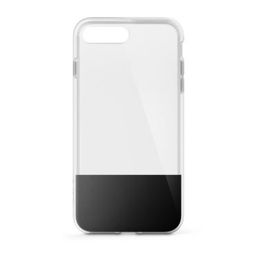 """Belkin SheerForce mobile phone case 14 cm (5.5"""") Cover Black,Translucent"""