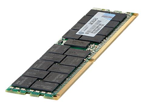 Hewlett Packard Enterprise 8GB (1x8GB) Dual Rank x4 PC3L-10600 (DDR3-1333) Reg CAS-9 LP Memory Kit memory module 1333 MHz ECC