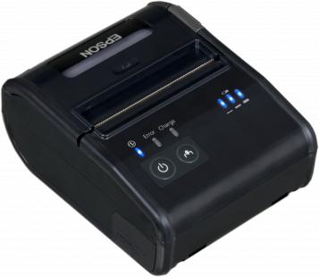 Epson TM-P80 Térmico Impresora de recibos 203 x 203 DPI Inalámbrico y alámbrico