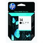HP C4920AE (14) Printhead black, 16K pages, 8ml