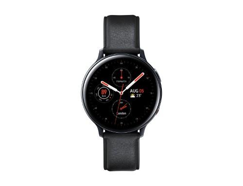 "Samsung Galaxy Watch Active 2 smartwatch Black SAMOLED 3.43 cm (1.35"") Cellular GPS (satellite)"