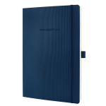 Sigel Conceptum writing notebook Blue A4 194 sheets
