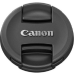 Canon E-72 II 72mm Black lens cap