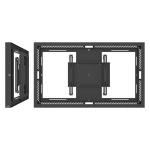 "SMS Smart Media Solutions 55L/P CASING WALL G1 BL BLACK RAL9005 139.7 cm (55"")"