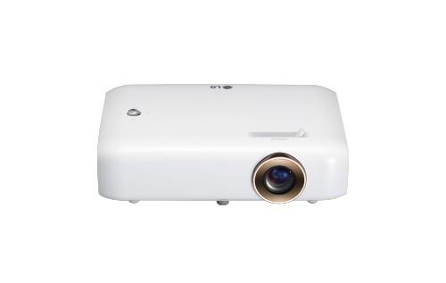 LG PH550G data projector 550 ANSI lumens DLP 720p (1280x720) 3D Desktop projector White