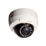 D-Link DCS-6513/E IP security camera Buiten Dome Wit bewakingscamera