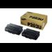Samsung MLT-P203U/ELS (203U) Toner black, 15K pages, Pack qty 2