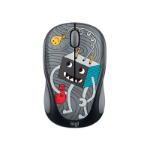 Logitech M238 RF Wireless Optical 1000DPI Ambidextrous Multi mice