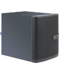 Supermicro 5028D-TN4T BGA 1667 Black