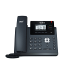 Yealink T40G IP phone Black 3 lines LCD