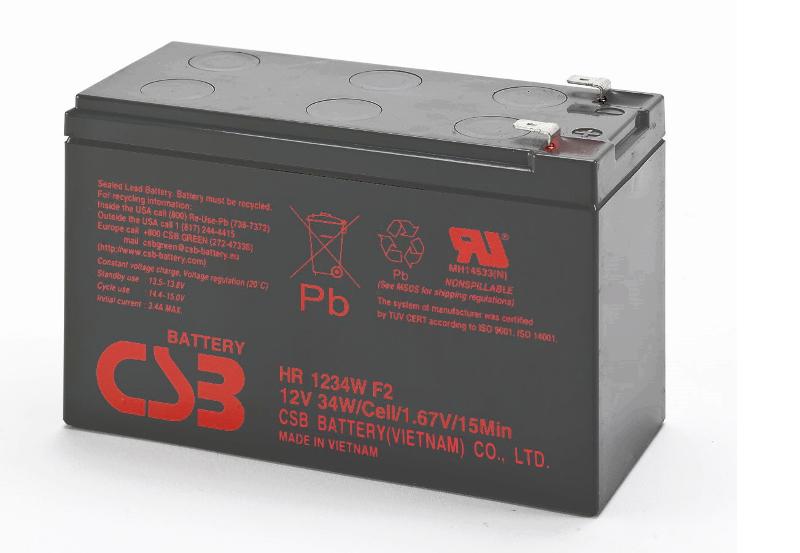 POWERWALKER 91010032 UPS BATTERY SEALED LEAD ACID (VRLA) 12 V