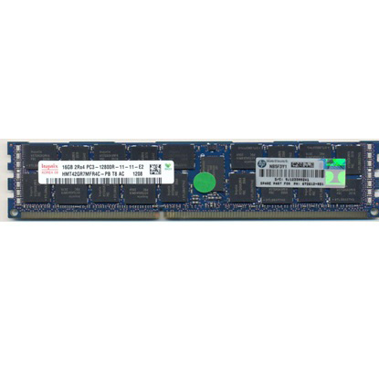 Hewlett Packard Enterprise 684031-001 16GB DDR3 1600MHz ECC memory module