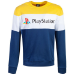 Sony Playstation Colour Block Sweater, Male, Small, Multi-colour (SW073567SNY-S)