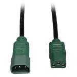 """Tripp Lite P004-004-GN power cable Black 47.2"""" (1.2 m) C14 coupler C13 coupler"""