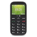 "Doro 1360 2.4"" 96g Black Feature phone"