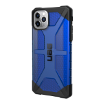 "Urban Armor Gear 111723115050 mobile phone case 16.5 cm (6.5"") Folio Blue,Translucent"