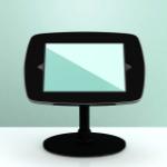 Bouncepad CF-B4-PL4-MG tablet security enclosure Black